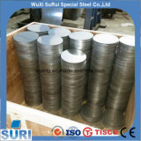 Ss AISI 316L Círculo de acero inoxidable