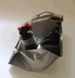 sacchetto di plastica della bevanda 1.5L con la valvola del colpetto