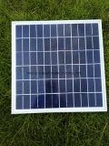 중국 중대한 효율성 25W 다결정 PV 태양 모듈