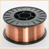Er70s-6二酸化炭素の合金の銅MIGの固体溶接ワイヤ