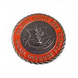 15 años Expenrience haciendo hierro zinc estampado de latón chapado en oro monedas de plata cobre personalizada Bitcoin Monedas Coleccionables