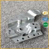 Berufs-CNC zerteilt die nicht Standardaluminiumlegierung, die CNC-Teil für Aerospace maschinell bearbeitet