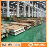 Piatto di alluminio 1050 H24 per il vano per cavi