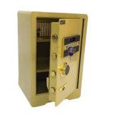 Resistente a Incêndio de impressões digitais e caixa de segurança à prova de fogo para o Office e utilização do banco