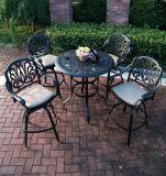 Calssicの庭棒一定の鋳造アルミの家具