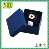 Caixa de relógio rígida de papel delicada impressa personalizada