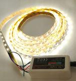 5050 RGBWA LEDのストリップ300LEDs 5mの屋内屋外の装飾
