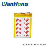 Polímero de litio recargable de 3,7V 2500mAh Batería 346995 con el servicio de OEM/ODM