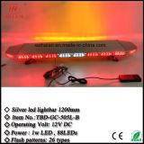 Silbernes Shell LED Lightbar 12V 48 Zoll