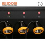 Tampa de Mineração LED lâmpada LED CREE Lâmpada Mineiro Kl12m marcação