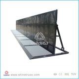 Gebruikt Vouwend de Barrière van Mojo van de Barrières van het Aluminium van de Barrière