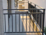 좋은 품질 색깔 집 문 디자인과 강철 단철 담