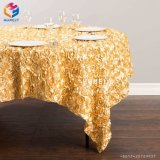 100% Polyester Hot Sale chiffon pour table Wholsale Hly-Tc16