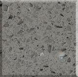 Laje grande da pedra artificial de superfície contínua chinesa de quartzo para o mercado de Israel
