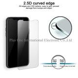 Impronta digitale della protezione dello schermo curva 2017 nuova 2.5D di vetro Tempered anti protetta contro le esplosioni per gli accessori mobili di iPhone X