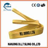 Buena calidad de la eslinga redonda Fabricante China GS aprobado CE