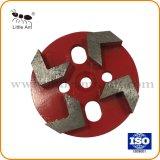 Алмазные инструменты для конкретных / плитками Тераццо на полу шлифовки