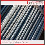 Warmgewalste 640mm ASTM Hrb 400/500 Rebar van het Staal (misvormde staaf)