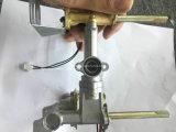de Verwarmer van het Water van het Gas van badkamersLPG met het Lichaam van het Roestvrij staal (jzw-100)