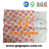 Wholesale를 위한 17-23GSM Uncoated Printing Sandwich Packaging Paper