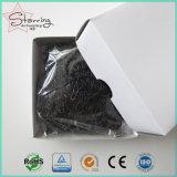 Venta caliente pintada de 22mm negro Calabaza Coiless pasador de seguridad para la etiqueta de prendas de vestir