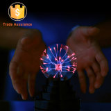 "Lampe Plasma 3 ""4"" 5 ""Plasma Lampe Magic Plasma Ball"
