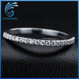 De elegante Ring van de Manier van het Zirkoon van de Stijl Zilveren voor Vrouwen