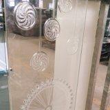 家具のための装飾的な彫版のパタングラス