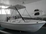 Liya 5m Bateau de pêche bateau en fibre de verre Panga