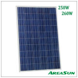 250W 260W 최신 판매 많은 크리스탈 PV 태양 모듈