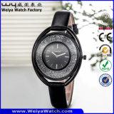 Orologi casuali delle signore del quarzo della vigilanza della fabbrica di modo del ODM (Wy-065C)