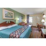 Фошань экологических приветливый отель с одной спальней наборов мебели из дерева двуспальная кровать