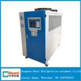 Refrigeratore industriale più freddo raffreddato aria a vite del compressore di Hanbell