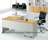 ロックできる移動可能な軸受け3の引出しのキャビネットが付いているオフィス用家具の執行部の机