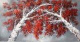 شجرة منظر طبيعيّ سكّين [أيل بينتينغ] [هفي ويل] وتأثير تركيبيّة