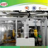 びんのプラスチック吹く機械装置、化学バレルのJerrycanのブロー形成機械