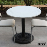 Modern Customized Round Solid Surfaces Coffee Table (180227)