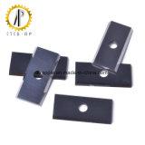 炭化タングステンの標準可逆挿入ナイフの固定刃