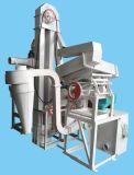 Complete Rice Mill avec un nettoyant, dénoyauteur, Husker, séparateur, blanchisseur, Grader, ascenseurs, moteurs
