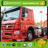 중국 Euro2 HOWO 수동 트럭 트랙터