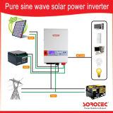 格子バックアップおよびハイブリッド太陽エネルギーシステム- MPPTの太陽料金のコントローラが付いている太陽インバーターを離れて