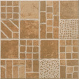 Mattonelle rustiche delle mattonelle poco costose di prezzi delle mattonelle del pavimento non tappezzato delle mattonelle fatte in Cina