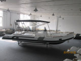 Liya船外エンジン660の肋骨のガラス繊維のボート