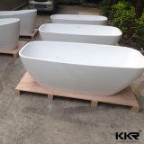 Kingkonree crea el baño simple superficial sólido de acrílico del cuarto de baño para requisitos particulares