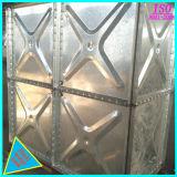 立方熱いすくいの電流を通された鋼鉄水漕