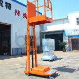 Máquina desbastadora conservada em estoque aérea móvel (mastros triplos) para 3.5/4.0/4.5m
