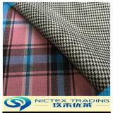 70% натуральная шерсть, пряжа домашний проверьте ткань, Слонимская КПФ защитная одежда ткани