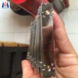 Le brasage des aimants pour le soudage des forets de segment de base de diamant