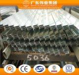 Profilo di alluminio popolare dell'espulsione per la finestra