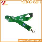 Lanière de qualité de logo de Customed de ventes en gros (YB-HR-22)